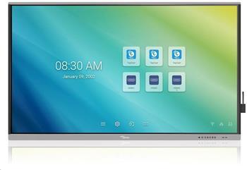 """Optoma 5651RK IFPD 65"""" - interaktivní dotykový, 4K UHD, multidotyk 20prstu, Android, antireflexní tv"""
