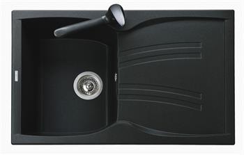 Sinks NAIKY 790 ebony black