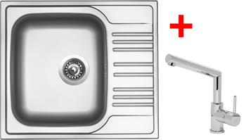Sinks STAR 580 V + MIX 350P